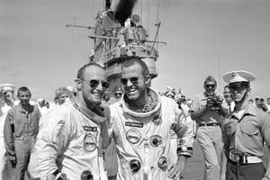 here's what it took to become the first american astronauts